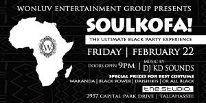 Soulkofa: The Ultimate Black Party Experience