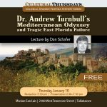 Free Lecture by Dan Schafer on Dr. Andrew Turnbull