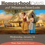 Homeschool Day: Life on the Hacienda