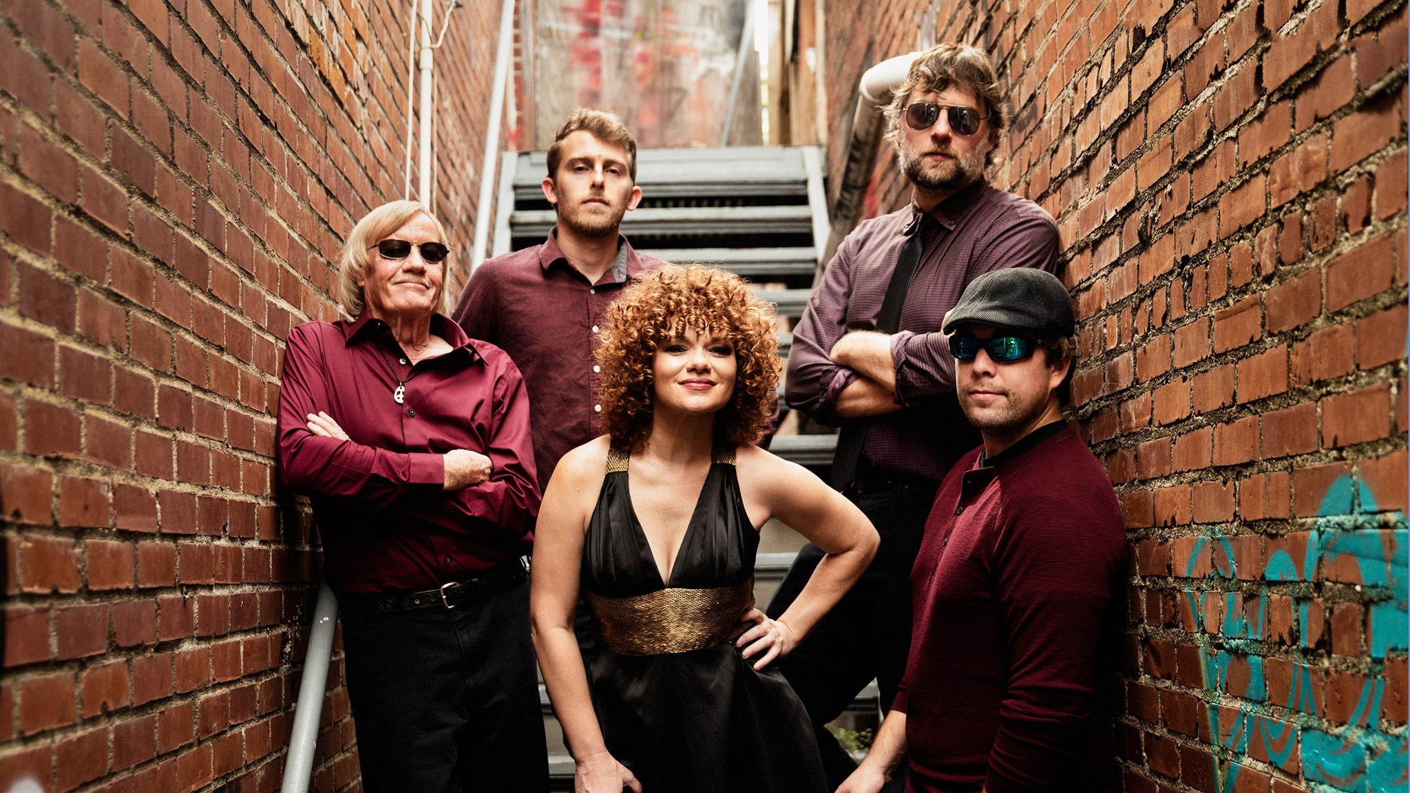 2d291aaa9226a Garnet and Soul at Food Truck Thursday presented by Quarter Moon ...