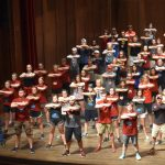 Marching Band Leadership and Color Guard Camp