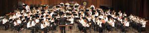 Band Camp for Senior High School