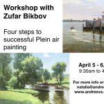 Workshop with Zufar Bikbov
