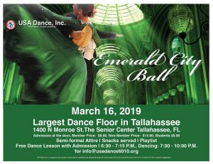 USA Dance - Emerald City Ball