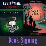 R.L. McDaniel & Daniel Parker Book Signing