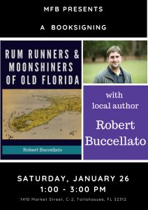 Rumrunners and Moonshiners of Old Florida Book Sig...