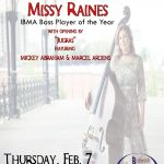 Missy Raines: IBMA Bass Player of the Year