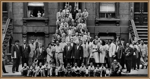 Virtual Harlem Exhibit
