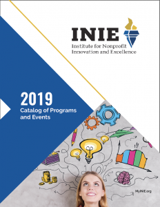 INIE 2019 Catalog of Programs and Events