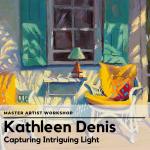 Master Artist Workshop: Kathleen Denis