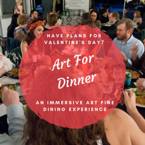 Valentine's Night | Art for Dinner