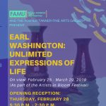 Earl Washington: Unlimited Expressions of Life