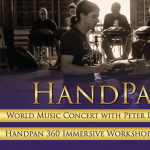 Handpan 360 Concert & Workshop 2 Day Event
