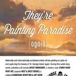 They're Painting Paradise at the SGI Paint Out