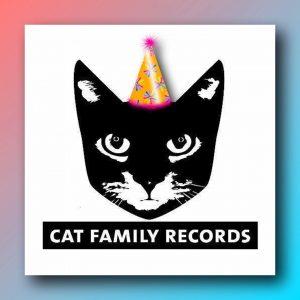 Cat Family Records Birthday Bash