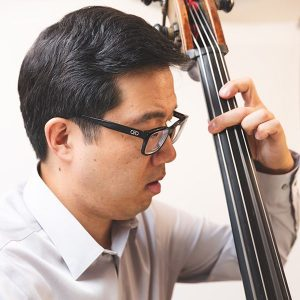 Jazz Faculty Performance with Guest Artist, Fumi Tomita, bass