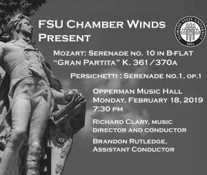 University Chamber Winds