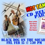 Hot Tamale CD Release Party