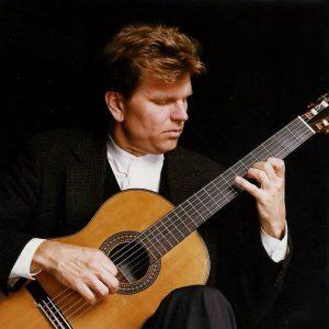 William Feasley, Classical Guitarist