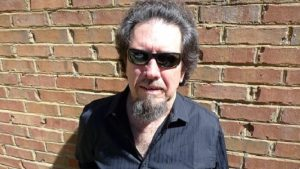 Jerry 'Guitarman' Thigpen at Farmer's Daughter, Th...