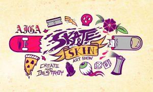 Skate & Skin Art Show
