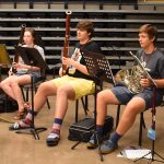 Honors Chamber Winds Camp