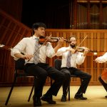 The Artist Series presents: Telegraph Quartet