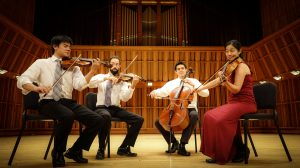 The Artist Series presents: Telegraph Quartet