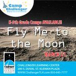 Camp Challenger: Fly Me to the Moon