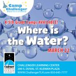Camp Challenger: Where is the Water?