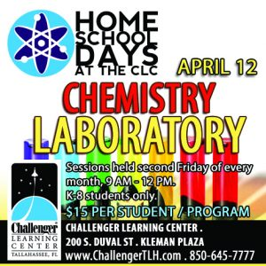 Home School Days: Chemistry Laboratory