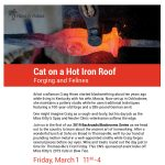 Cat on a Hot Iron Roof