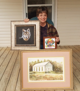 Drawing and Watercolor with Mary Elizabeth Vaughn