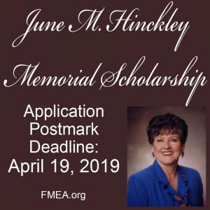 June M. Hinckley Memorial Scholarship
