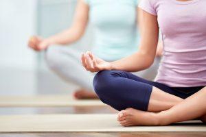 Mindful Mondays: Yoga and Meditation