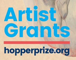 Artist Grants from The Hopper Prize