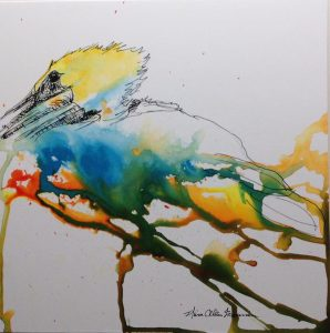 LeMoyne Arts Watercolors with Nina Freeman