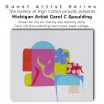 Guest Artist Series: Carol C. Spaulding