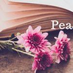 Peace & Poetry Workshop