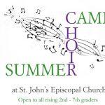 St. John's Episcopal Church 2019 Summer Music Camp