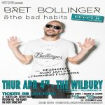 Bret Bollinger from Pepper w/ Resinated, Sway Jah Vu & Morning Flowers