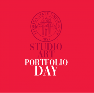FSU Studio Art Portfolio Day