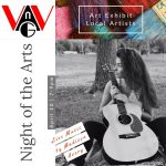 Night of the Arts; Exhibit and Live Music