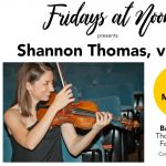 ACTU Fridays at Noon featuring Shannon Thomas