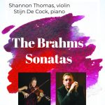 Faculty Recital - Shannon Thomas, violin and Stijn DeCock, piano