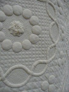 """Quilters Unlimited of Tallahassee Class""""Let's Learn Trapunto"""""""
