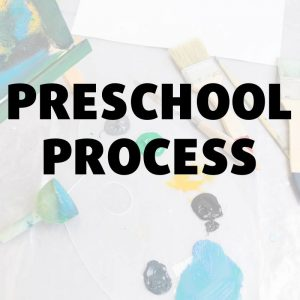 Preschool Process Art