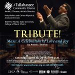 The Tallahassee Community Chorus presents Tribute