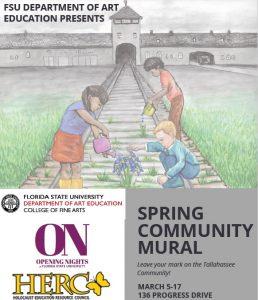 FSU Spring 2019 Community Mural Project