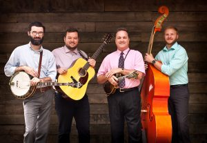 Another Night of Bluegrass featuring the Larry Ste...